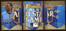 2013 TRIPLE THREADS ROBINSON CANO 1/1 *ALL STAR PATCH LOGO* AMAZING CARD  BEAUTY