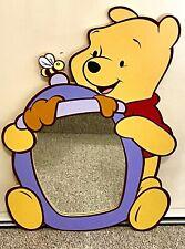 """Large Disney Winnie the Pooh Kids Wall Mirror - 32""""x23"""""""