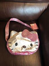 Sanrio Hello Kitty Pink Kids String Purse  Shoulder Bag NWT