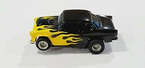 AURORA AFX '55 CHEVY HO SLOT CAR VERY NICE
