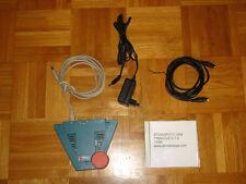 Pinnacle studiopctv USB V 1.0 hardware + 220v alimentatore/cavi/software-VINTAGE