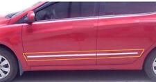 Toyota RAV4 MK III 2005- CHROME SIDE DOOR COVERS TRIMS STRIPS 3M Moulding