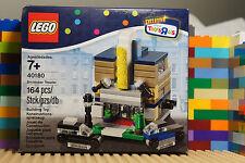 LEGO 40180 Toys R Us BRICKTOBER THEATRE Boxed Set Mini Modular Bulding Toy