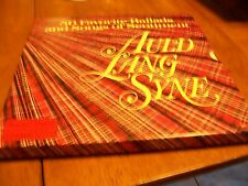 56 BALLADS & SONGS- SENTIMENT AULD-LANG-SYNE 4- RECORD ALBUM BOX SET W/ BOOKLET