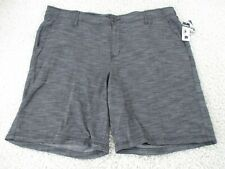 Zoo York Mens 48 Black True Flex Shorts New NWT