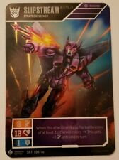 Transformers TCG SLIPSTREAM STRATEGIC SEEKER Super Rare SRT T06 ENERGON EDITION