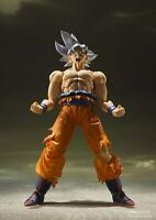 Bandai S.H.Figuarts Son Goku Ultra Instinct Dragon Ball Super Action Figure