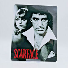 SCARFACE al pacino - Bluray Steelbook Magnet Cover (NOT LENTICULAR)