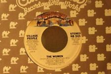 Village People Vinyl 45 Casablanca Records NB 945 Y.M.C.A ~ The Women