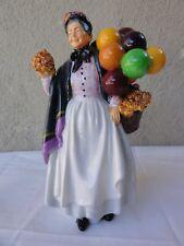 "Royal Doulton "" Biddy Pennyfarthing "" Figurine - Beautiful & Original"
