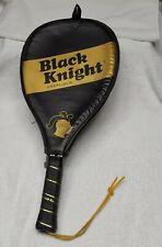 Black Knight Excalibur Racquet Gold Aluminum with case