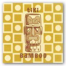 Tiki Bamboo Tiki Series Art Print 10x10