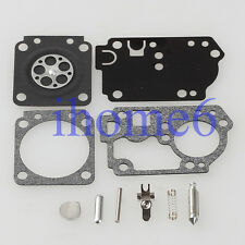 Carburetor Rebuild Kit For Craftsman Poulan PP330 PP335 Trimmer ZAMA C1M-W44