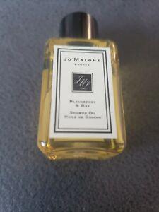 JO MALONE BLACKBERRY & BAY SHOWER OIL 15 ML/0.5 FL.OZ.TRAVEL SIZE NEW FRESH