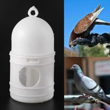Pigeons Feeder Water Pot Pet Drinker Dispenser Container Birds Supplies Plastic