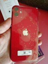 New listing Open box Apple iPhone 11 (Product)Red - 128Gb(Unlocked)A2111(Cdma + Gsm)not used