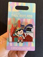 Disneyland It's A Small Fantasyland 2020- Pinocchio Monstro Disney Pin LE 1750