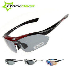 ROCKBROS Polycarbon Cycling Sun Glasses Polarized Outdoor Sports goods Bicycle