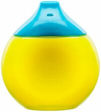 Boon FLUID SIPPY CUP (GREEN/BLUE) Baby Feeding Accessory - NEW