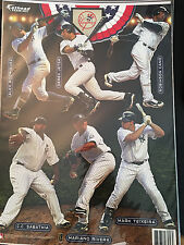 Fathead Team Set Yankees Team 2012 Peel and Stick Wall Decals