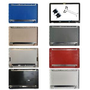 New FOR HP 250 G6 255 G6 256 G6 258 G6  LCD back cover/ Bezel/hinges/hinge cover