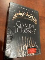 New Game Of Thrones : Seasons 1 & 2 DVD Set. Sealed, Free Shipping!!!