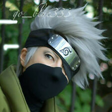 TT-421 Hot Sell! Kakashi SOUL EATER Anime Silvery white Short Cosplay Wig