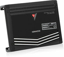 Kenwood KAC-5001PS Monoblock 500W RMS Performance Series Class D Car Amplifier