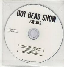 (ET744) Hot Head Show, Payload - DJ CD