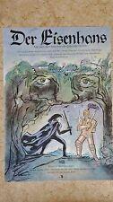 (D94) DDR-Plakat DER EISENHANS  1988