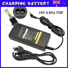 Laptop Charger for Toshiba Satellite Pro 19V 3.95A U400 L300 L350D P400