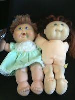 Cabbage Patch Kid Doll 70s Vintage  Original , I X 80s