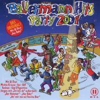 Ballermann Hits Party 2001 (EMI) Dj Ötzi, Antonia feat. Sandra, Marque,.. [2 CD]