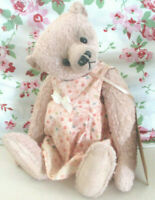 Unikat 🌺 rosa Künstler Bär Stina 🌺 Valdorf Bears 🌺 by Petra Valdorf 🌺 30 cm