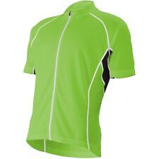 Cannondale Classic Jersey BZR Green Relaxed Mens MTB Cycling Bike Medium M