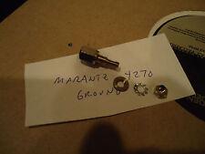 Marantz 4270 Receiver Parting Out Grounding Screw