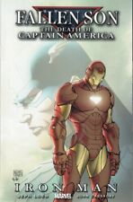 Fallen Son The Death of Captain America Iron Man #5 NM- Michael Turner Cover