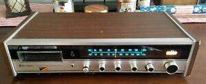 Vintage Bell & Howell 8-Track Stereo AM/FM Multiplex Receiver Model 3420 L@@K!