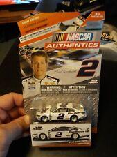 Brad Keselowski #2 The Blue Deuce 1/64 Scale  NASCAR AUTHENTICS  NEW IN BOX!
