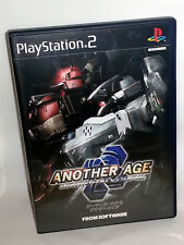 ARMORED CORE 2 ANOTHER AGE USATO OTTIMO SONY PS2 ED GIAPPONESE NTSC/J VBC 53650