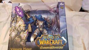 World Of Warcraft Illidan Stormrage , Vindicator Maraad , Korg Highmountain