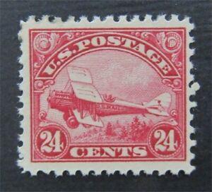 nystamps US Air Mail Stamp # C6 Mint OG H     S17y1544