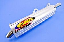88-04 Kawasaki KX500 FMF TurbineCore Silencer with Spark Arrestor  020333