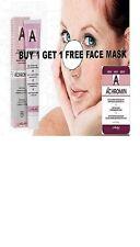 BUY 1 Skin-whitening cream 45ml Anti dark age+GET FREE Intensive cleaning  Mask