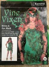 """Womens """"Ivy Vine Vixen"""" Costume-Halloween (XS)"""