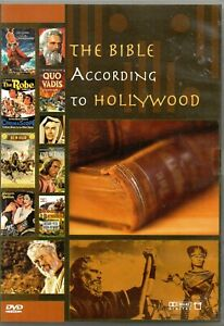 The Bible According To Hollywood - Documentary - DVD