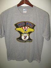 Wild Wing Region 7 AYSO Soccer Football Invitational Tournament 2009 T Shirt Lrg