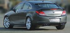 Irmscher Duplex Auspuff für Opel Insignia A Limo A16LET A20NHT Endschalldämpfer