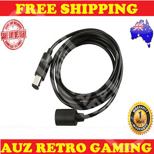 Nintendo GameCube Wii Controller Extension Cable Cord Control