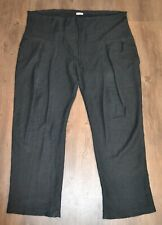 Eidos Agy Pants Pajamas Antonio Ciongoli Size Large L 100% Cotton Italy